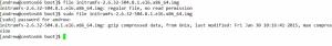 sudo initramfs-2.6.32-505.8.1.el6.x86_64.img